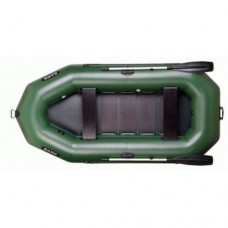 Трехместная гребная надувная лодка BARK В-300