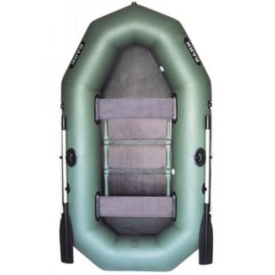 Двухместная гребная надувная лодка BARK В-240 С