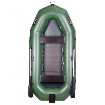 Трехместная гребная надувная лодка BARK В-300 N