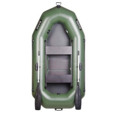 Двухместная гребная надувная лодка BARK В-250 С