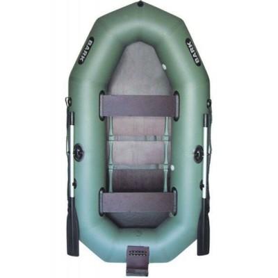 Двухместная гребная надувная лодка BARK В-270 N