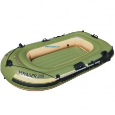Лодка надувная Bestway Voyager 300 65051