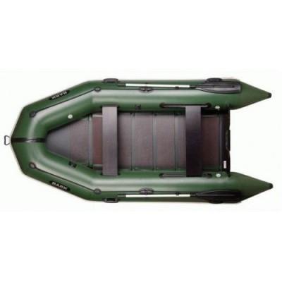 Четырехместная моторная надувная лодка BARK ВТ-330