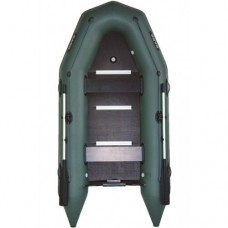 Трехместная моторная, килевая, надувная лодка BARK ВТ-310 S