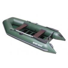 Надувная моторная лодка SPORT-BOAT Discovery DM 340 LS