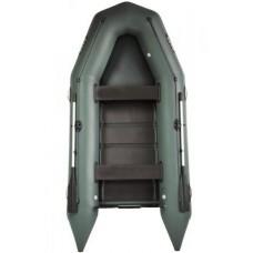 Четырехместная моторная, килевая, надувная лодка BARK ВТ-330 S