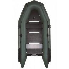 Четырехместная моторная, килевая, надувная лодка BARK ВN-330 S