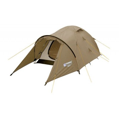 Двухместная палатка Terra Incognita Zeta 2 песочный