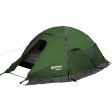 Двухместная палатка Terra Incognita Toprock 2 зеленая