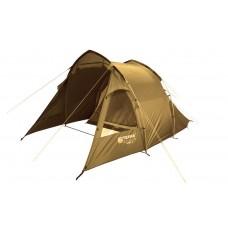 Четырёхместная палатка Terra Incognita Camp 4 песочный