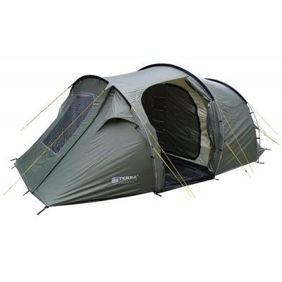Пятиместная палатка Terra Incognita Family 5 хаки