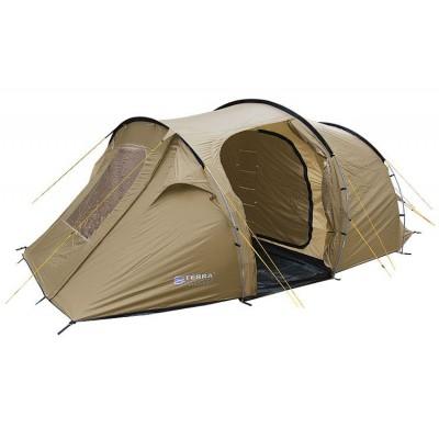 Пятиместная палатка Terra Incognita Family 5 песочный
