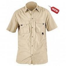 Рубашка с коротким рукавом Norfin Cool (beige) M