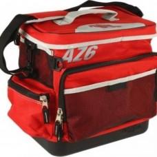 AZ6 Ящик-сумка рыболовная Flambeau 35,6х28х30,5 красная