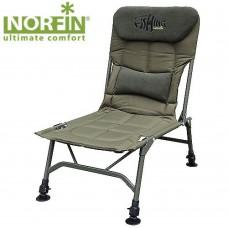 Кресло карповое Norfin SALFORD NF зелёное