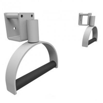 Ручки для подтягиваний для полустойки Eleiko 3000686-02 серебристые