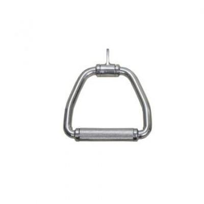 Ручка для тяги (дельта+бицепс) закрытая, вращающаяся InterAtletika D4-18