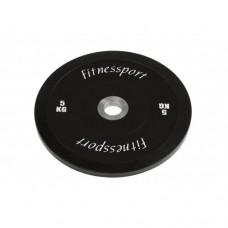 Диск для кроссфита соревновательный Fitnessport RCP 22-5 кг