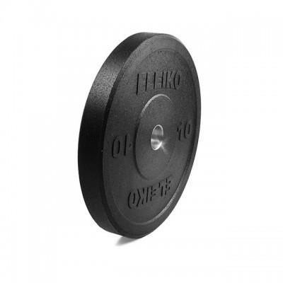 Диск амортизирующий Eleiko XF 10 кг, черный 3002219-10