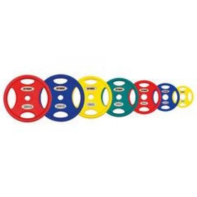Диск металлический Stein TPU Color 3-Hole Plate