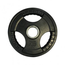 Диск олимпийский обрезиненный с хватами Newt Olimpic 2,5 кг