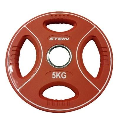 Диски Stein TPU Color Plate 5kg, DB6092-5
