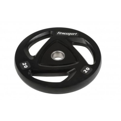 Диск для штанги Fitnessport RCP-17-20кг