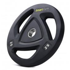 Диск олимпийский Hop-Sport SmartGym 25кг