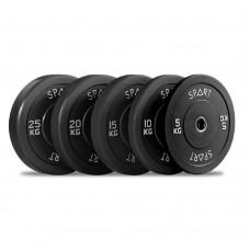 Бамперный диск Spart 15 кг WL5009-15