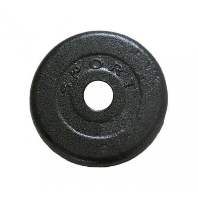 Диск стальной Newt Home 5кг TI-0006
