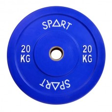 Бамперный диск Spart 20 кг PL42-20