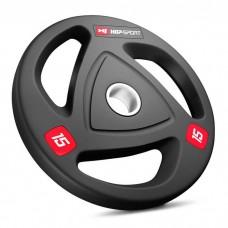 Диск олимпийский Hop-Sport 15 кг