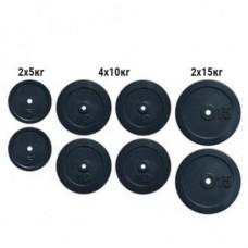 Набор дисков композитных Newt Rock 80 кг