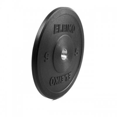Диск амортизирующий Eleiko XF 5 кг, черный 3002219-05
