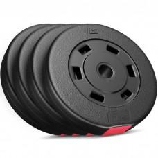 Сет из композитных дисков Hop-Sport Premium SET E-20 (4х5 кг)