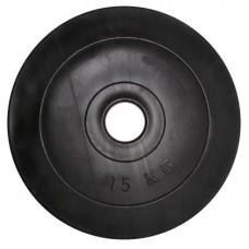 Диск гантельный композитный в пластиковой оболочке Newt Rock Pro 15 кг