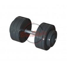 Гантель от 3 до 70 кг BruStyle TC126
