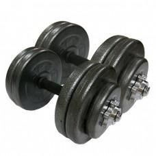Гантели наборные Newt 15,5 кг TI-968-745-1