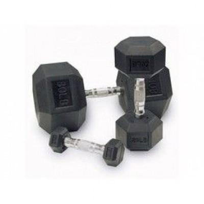 Гантельный ряд гексагональный Alex D-06 2.5-50kg