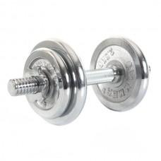 Гантель хромированная Hammer 10 кг 6750