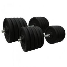 Гантели наборные Newt Home 2 шт по 52 кг