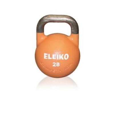 Гиря для соревнований Eleiko 383-0280 28 кг, стальная