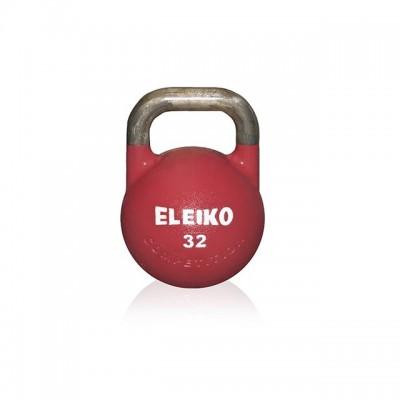 Гиря для соревнований Eleiko 383-0320 32 кг, стальная