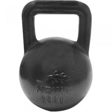 Гиря чугунная Newt 24 кг, NE-100-2400