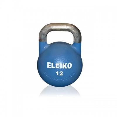 Гиря для соревнований Eleiko 383-0120 12 кг, стальная