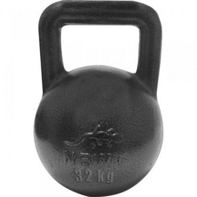 Гиря чугунная Newt 32 кг, NE-100-3200