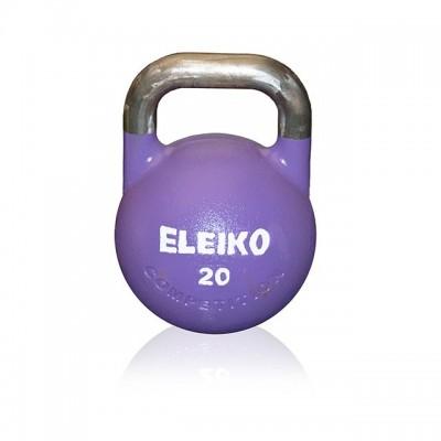 Гиря для соревнований Eleiko 383-0200 20 кг, стальная