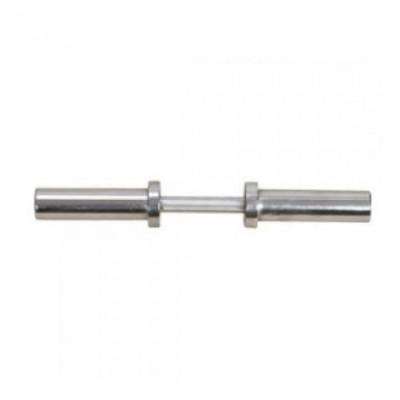Ручка гантельная (без замков) d-50 мм, 50см InterAtletika С3-23