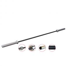 Гриф для кроссфита SPART / 4х.игольчатый подшипник / женский / 202 см/ на 453 кг OBM80-HNBH