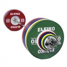Штанга параолимпийская Eleiko 3002309 в сборе - 190,5 кг